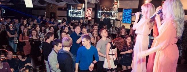 nightclub Sorry Babushka Kiev