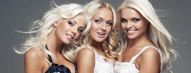filles cheveux blonds lituanie