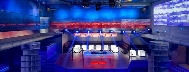 nightclub Forsage Kiev