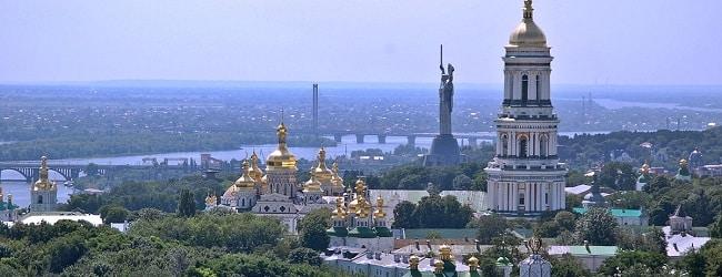 panorama Kiev