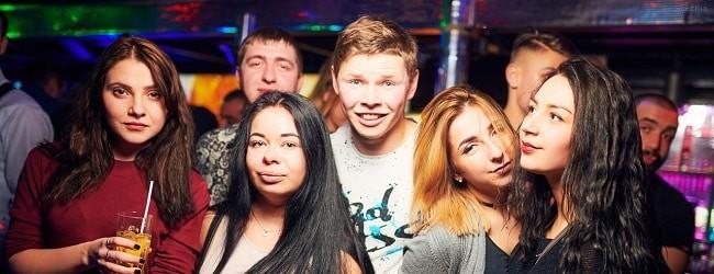 nightclub radio disco hall Kiev