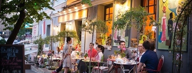 Les meilleurs restaurants de Kiev | Notre guide complet 2020