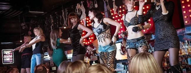 nightclub Ugly Coyotte Kiev
