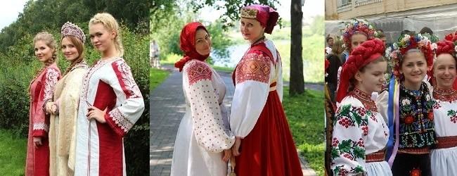 diversité fille de russie