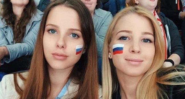draguer filles de Russie