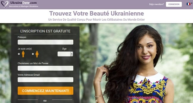 site de rencontre sérieux ukraine cherche femme canadienne