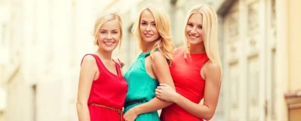 femmes blondes d'ukraine