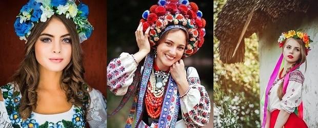 filles de la capitale ukrainienne
