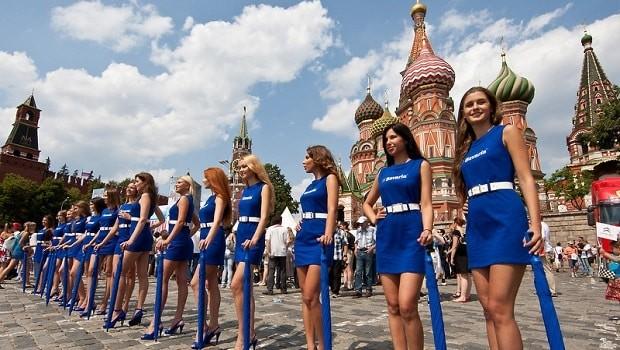 rencontre et drague d'une fille moscovite