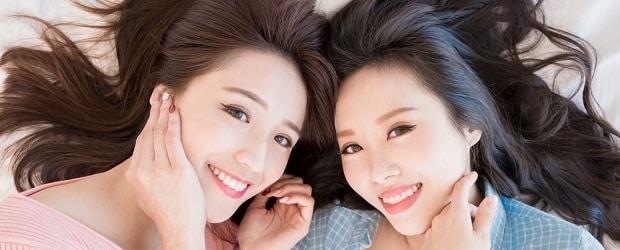 2 femmes de chine