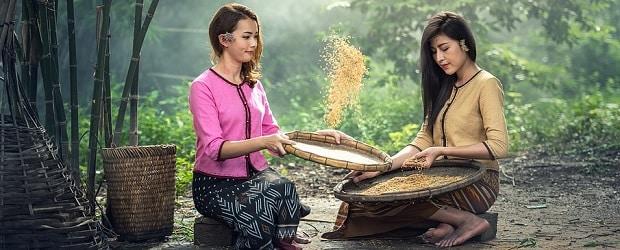 exemples de filles sur thaicupid