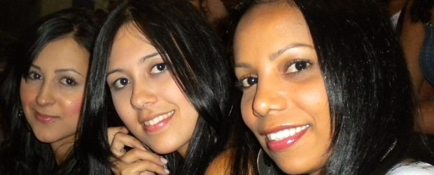 femmes colombiennes mignonnes