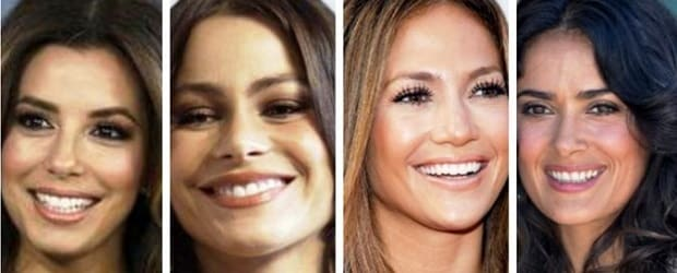 4 filles latinas