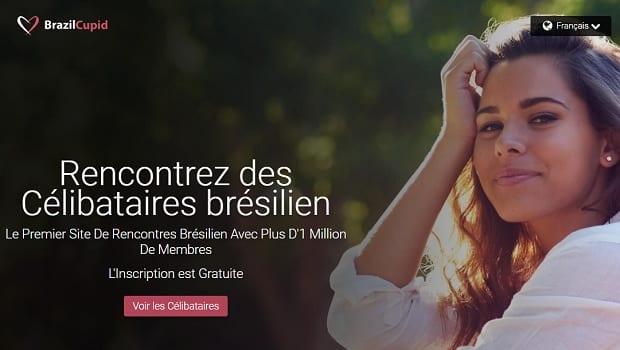 site gratuit de rencontres brésiliennes un bon message de rencontre en ligne