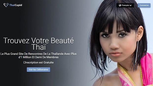 test et avis sur thaicupid le site de rencontres thaïlandaises