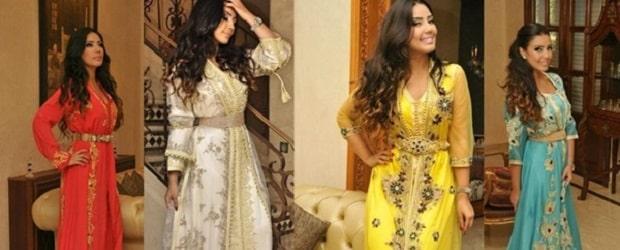 fille marocaine avec habits classiques