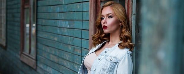 fille de Russie rousse sur RussianCupid