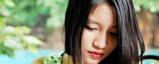 belle femme vietnamienne