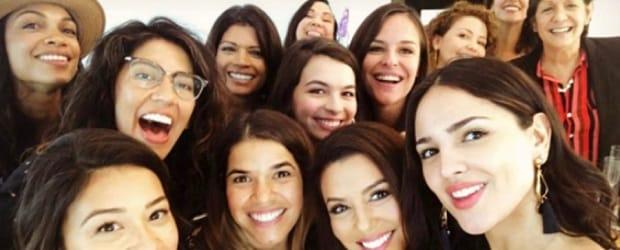 groupe filles latinas
