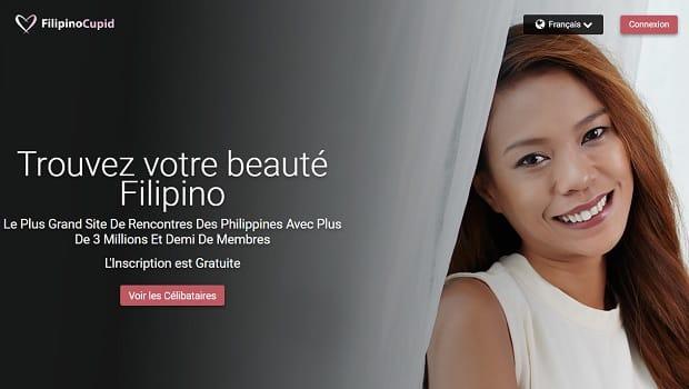 test et avis sur le site de rencontres philippines filipinocupid