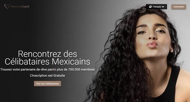 test et avis sur le site de rencontres mexicaines mexicancupid