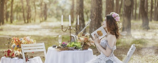 fille en tenue de mariage vietnamcupid