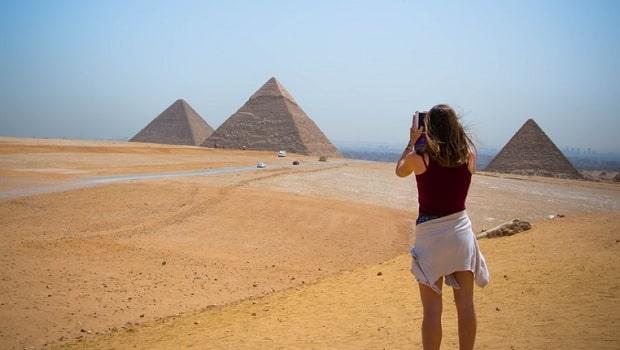 draguer une femme égyptienne