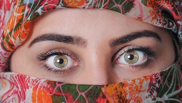femme musulmane française