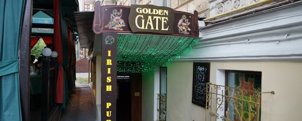 Golden Gate Pub Kiev